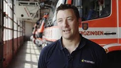 Kein Risiko: Feuerwehr Bad Krozingen vertraut beim Atemschutz auf MEIKO