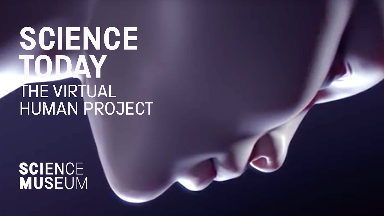 The Virtual Human Project Youtube