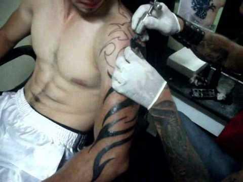 Tatto Ayhan (tribal)
