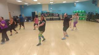 Dance fitness-one for me by Wizkid ft Ty dolla $ign