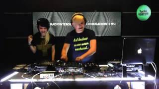 Video Live @ Radio Intense 25.05.2013 - Spartaque & Marika Rossa B2B download MP3, 3GP, MP4, WEBM, AVI, FLV Oktober 2018