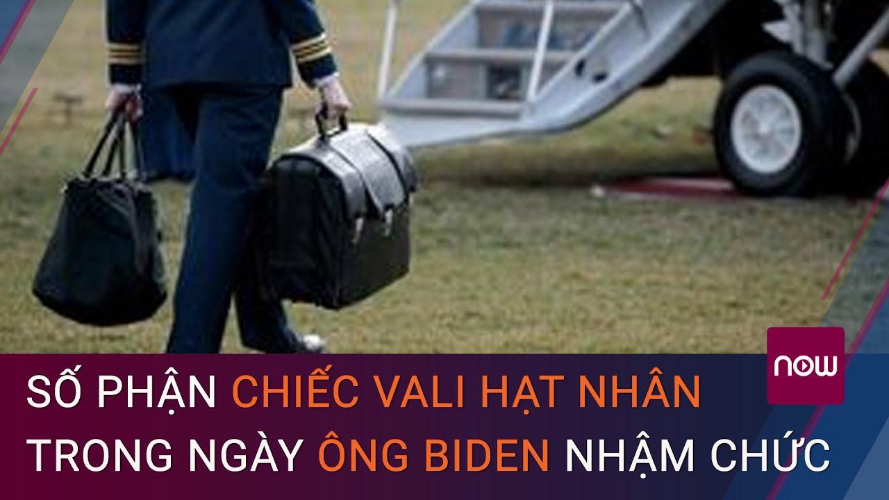 Bầu cử Tổng thống Mỹ: Số phận chiếc vali hạt nhân trong ngày ông Biden nhậm chức | VTC Now