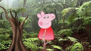 Pepa Pig en el Parque Jurásico