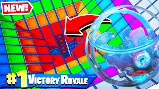 *NEW* HAMSTER BALL CHALLENGE in Fortnite Battle Royale!