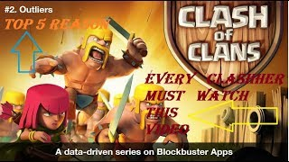 5 REASON TO PLAY CLASH OF CLANS