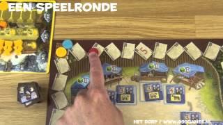 999 Games Speluitleg - Het Dorp