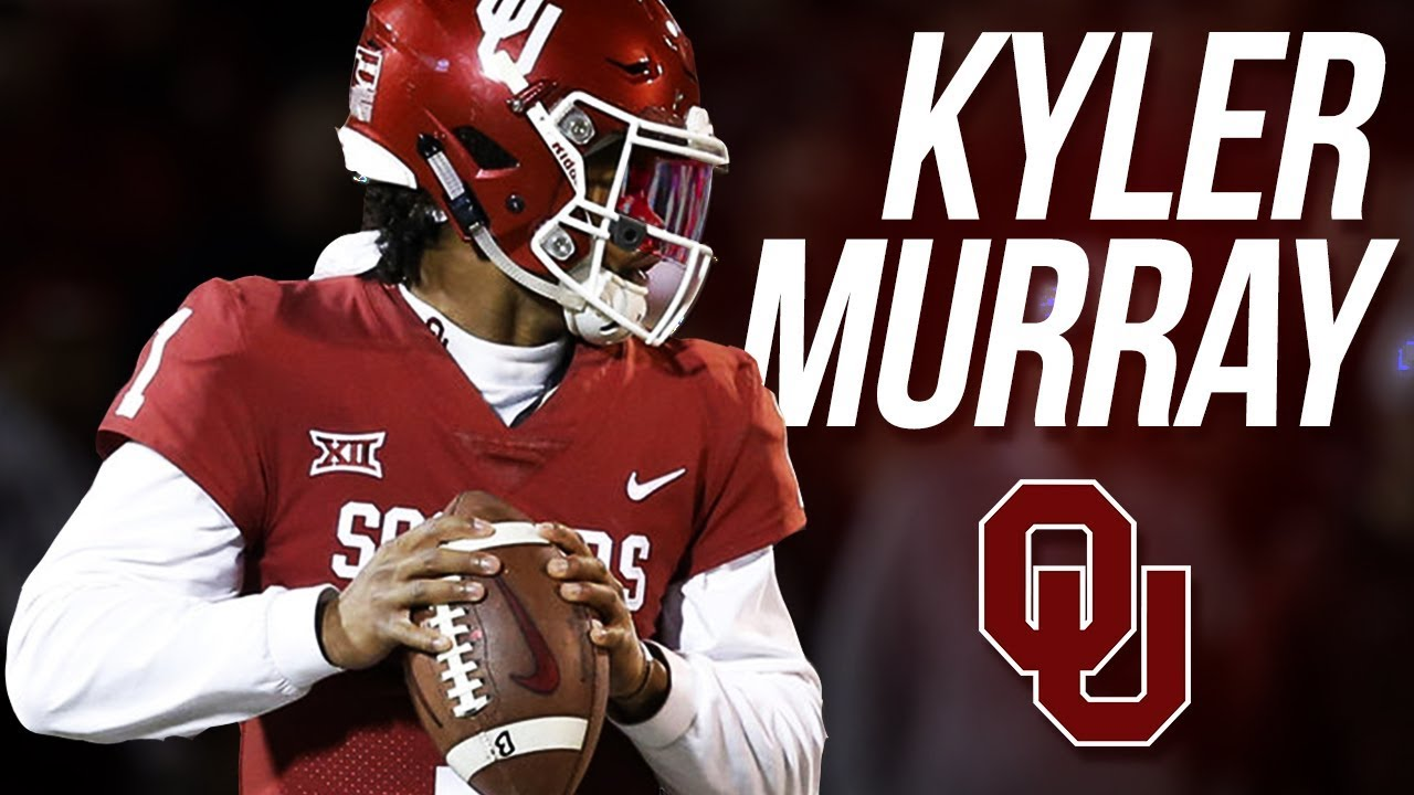 size 40 65155 4c640 The Prodigy | Kyler Murray Oklahoma Highlights 2017-18