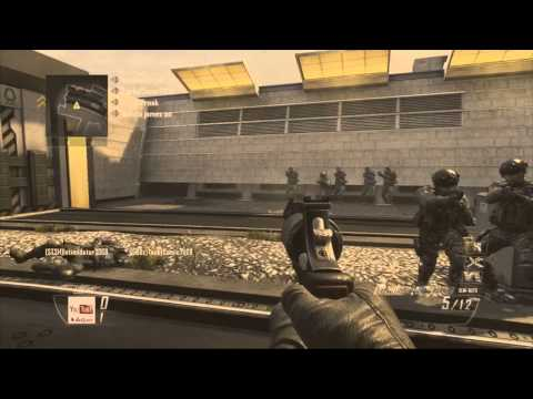 "Black Ops 2: Slayer Says Bloopers ""Too Many Noobs"" (CoD Simon Says)"