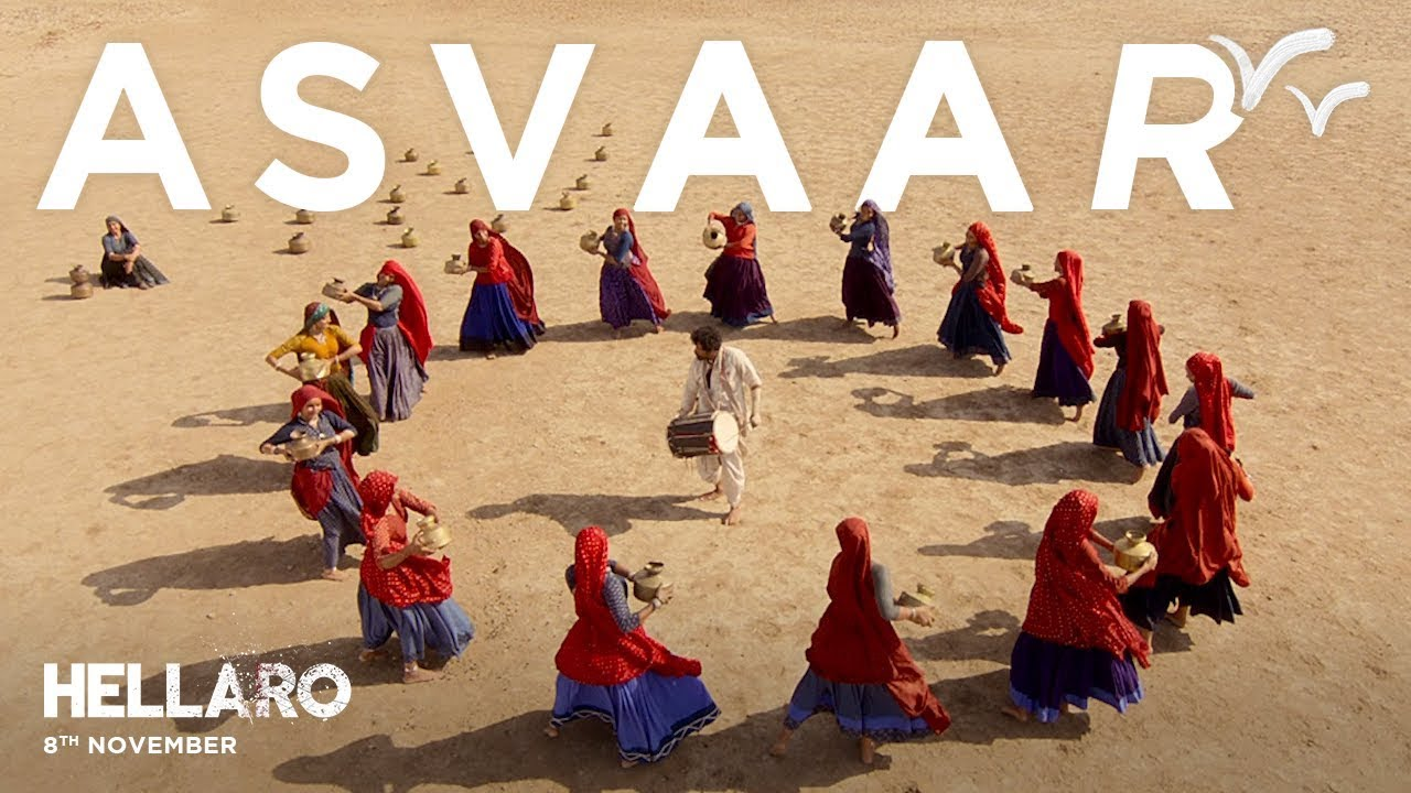 Download Asvaar - Hellaro   Song Promo   Aishwarya Majmudar & Mooralala Marwada   Mehul Surti