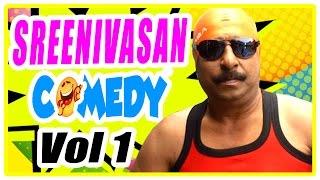 Sreenivasan Comedy Scenes | Vol 1 | Mohanlal | Jayaram | Fahad Fazil | Nivin Pauly