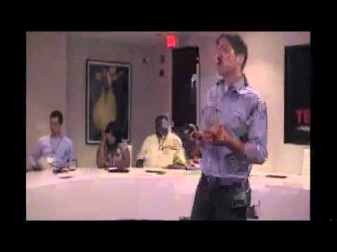 TEDxYouth@DowntownDC - Kenneth DeGraff