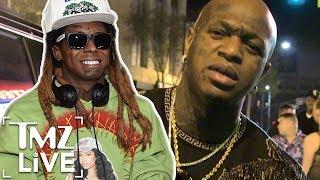 Lil Wayne & Birdman Reunite! | TMZ Live