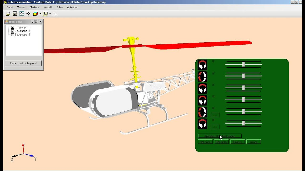 Drawing Lines With Vb Net : Using directx with vb visual basic d heli