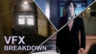 Repeat youtube video Wholock - VFX Breakdown