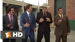 Anchorman: The Legend of Ron Burgundy (7/8) Movie CLIP - Wanna Dance? (2004) HD