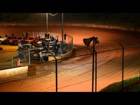 laurens speedway hobbie race 8/9/14