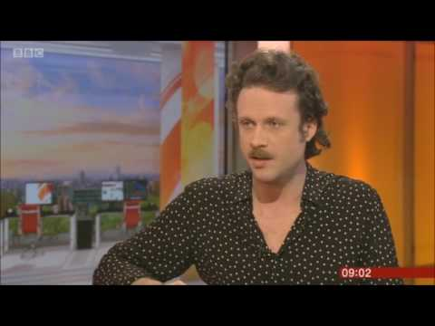 Father John Misty BBC Breakfast 2017