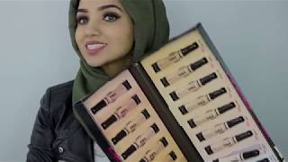 NEW L.A. Girl Cosmetics Pro Concealer Swatches & How to color correct