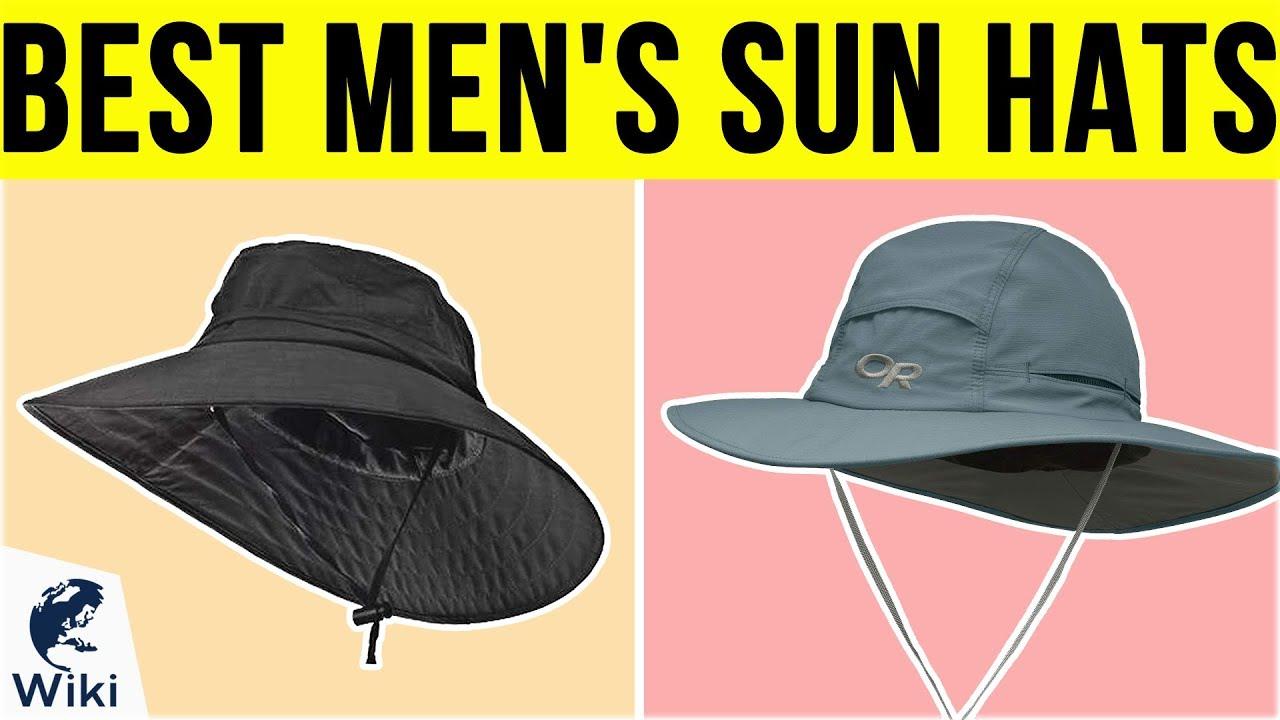 6e485ac10593cb Top 10 Men's Sun Hats of 2019 | Video Review