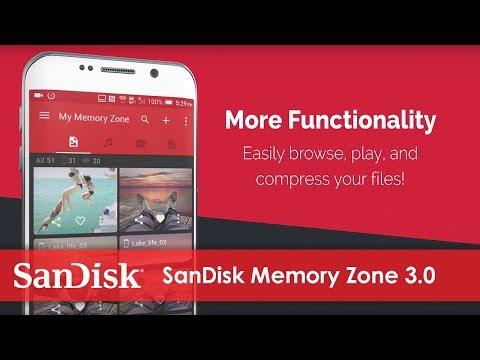 Introducing: SanDisk Memory Zone 3.0