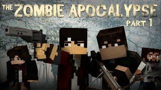 MyCraft Minecraft сериал Зомби апокалипсис 1 ая серия 2 ого сезона