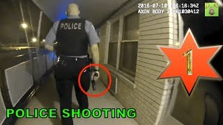 Police shooting criminals, trailer 1
