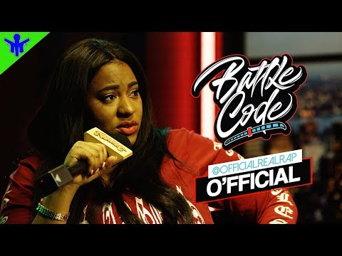 O'FFICIAL Sets The Record Straight On Her Retirement From BattleRap + More on #BattleCode I RapMatic