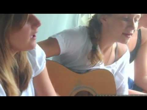 Leave the Pieces (cover by Anne Elise and Annalisa)