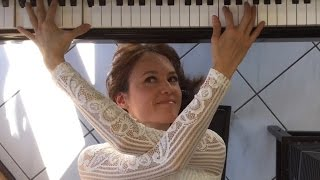 """Grace Kelly"" (Mika) - Piano Acrobatics version!"