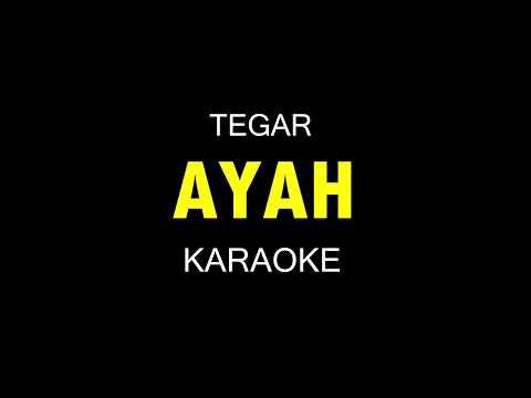 AYAH - Tegar (Karaoke/Lirik) Cover Koplo