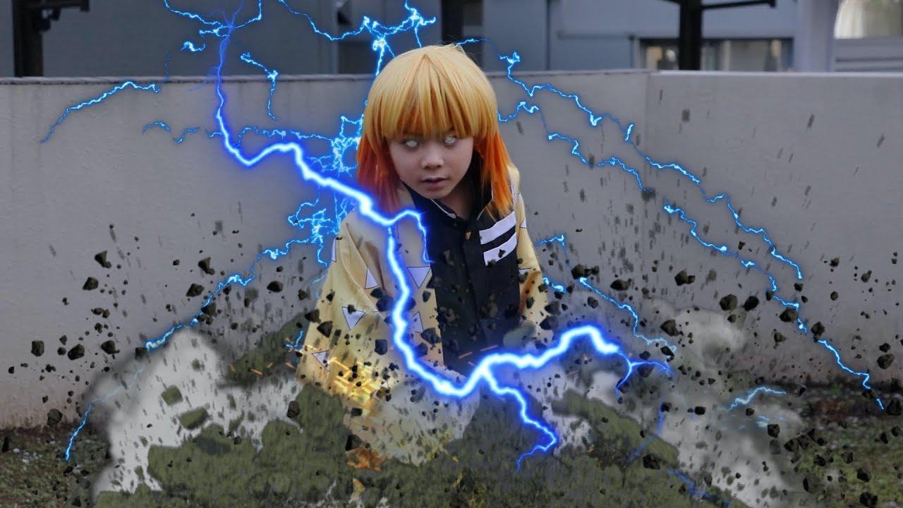霹靂 の の 呼吸 雷 壱 一閃 六連 型