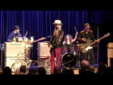 Whole Lotta Love - Billy Gibbons & The BFG's