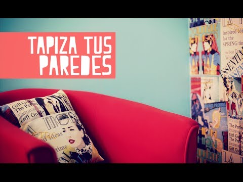Decora con tela facil simo anie youtube - Materiales para tapizar ...