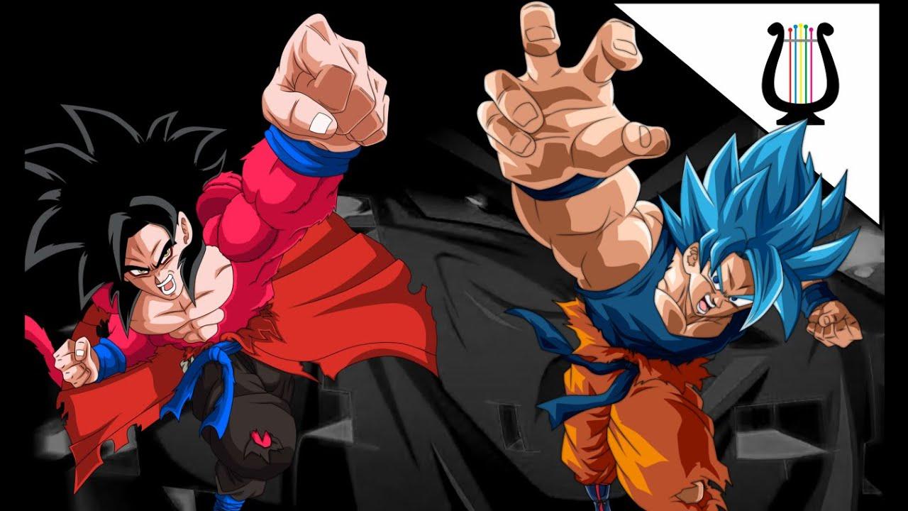 DragonShow!!! Los 2 Gokus pelean juntos -  análisis episodio 25 Dragon Ball Heroes
