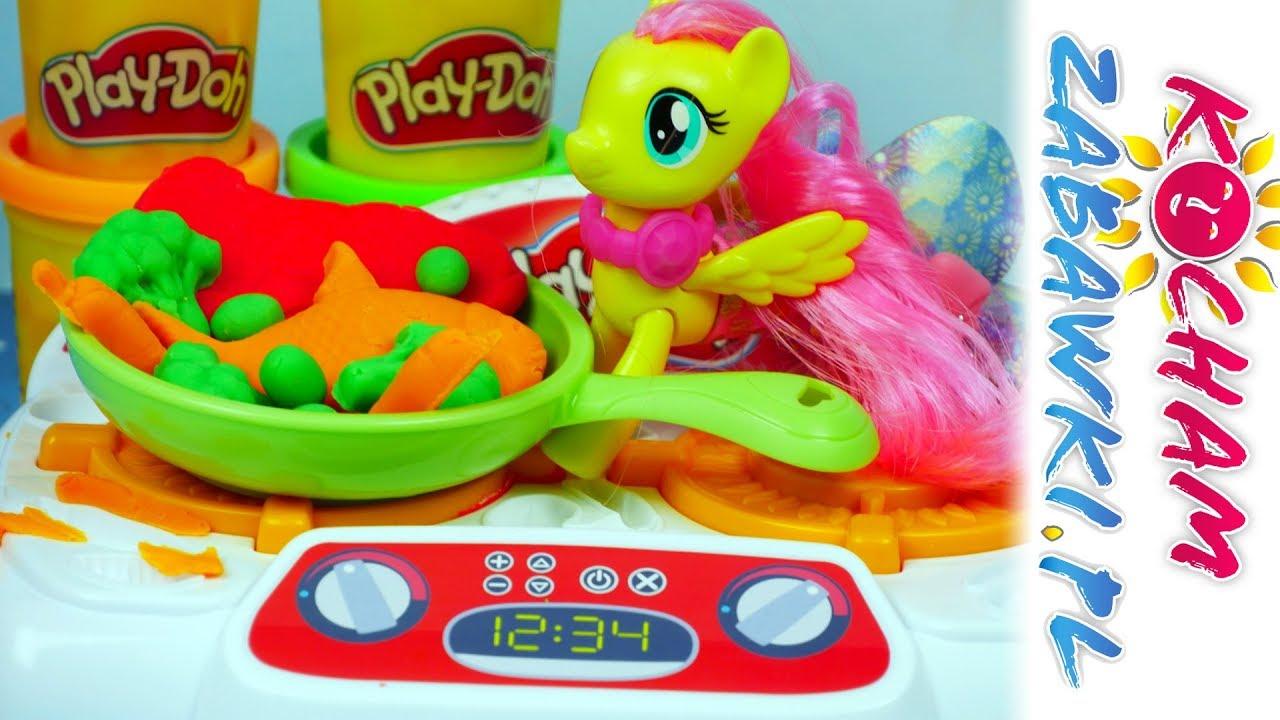 My Little Pony Film • Wielka uczta kucyka • Play Doh Kuchnia • Bajki i kreatywne zabawki