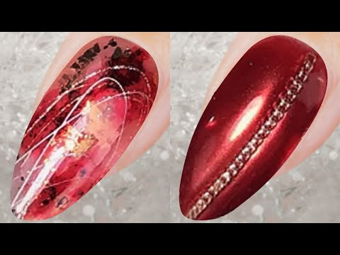 The Best Nail Art Designs Compilation #209 - Nail Art Design Tutorial thumbnail