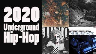 2020 Underground Hip Hop, Vol. 1 | Best Of The Best | DJ A-OK