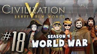 Civ 5 World War - Part 18: The Hazing