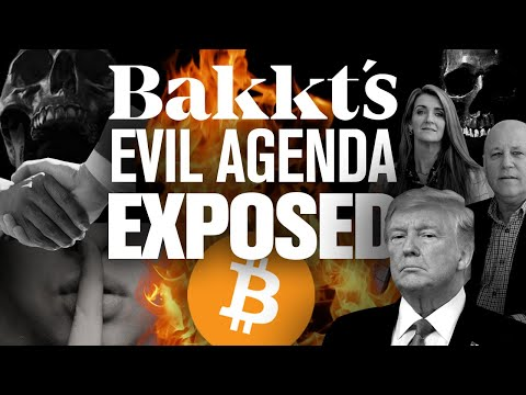Bakkt Is BAD For BITCOIN! Exposing The Wall St. Attack