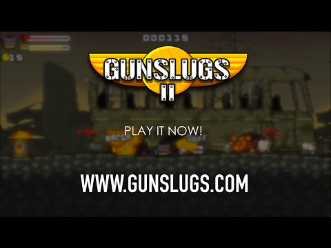 Gunslugs 2 Free