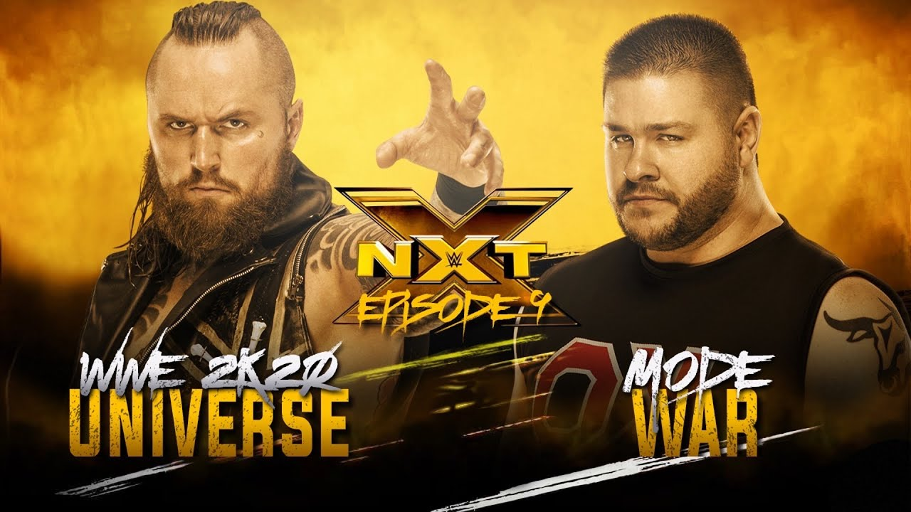 Download WWE 2K20 Universe Mode W@R Episode 9 NXT:Lights Out