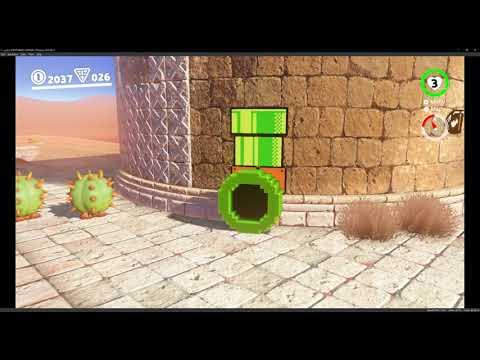 yuzu Patreon 6/19 | Super Mario Odyssey Gameplay