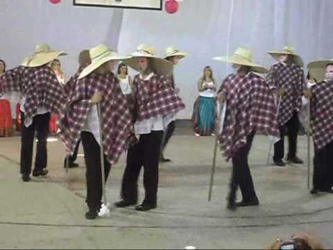 371edcdd30f48 Cairu 2009 (Dança turma 3005) México!!! PARTE 1 - YouTube