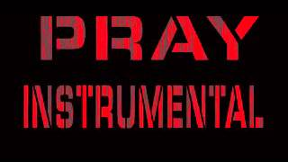 Pray Instrumental featuring J Cole and JMSN