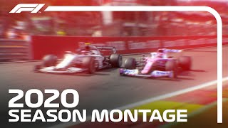 F1 Rewind: 2020 Season Montage