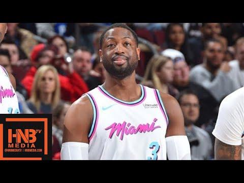 Miami Heat vs Philadelphia Sixers Full Game Highlights / Feb 14 / 2017-18 NBA Season