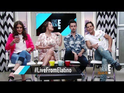 Live From E!: Demi + Nick Jo | Miley + Liam: ¿Las Parejas del momento?
