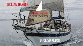 William Garden Force 50