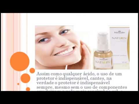acido glicolico hinode para acne
