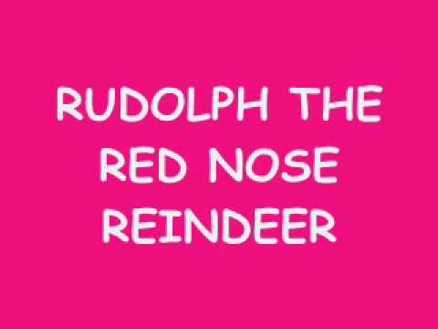 I DECLARE WAR-RUDOLPH THE RED NOSE REINDEER